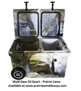 Picture of **FREE SHIPPING** Wyld Gear 50 Quart Divided Cooler