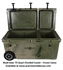 Picture of **FREE SHIPPING** Wyld Gear 75 Quart Divided Cooler