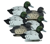 Picture of **FREE SHIPPING** Standard Bluebill Duck Decoys 6pk by Higdon Decoys