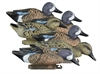 Picture of **SALE** Standard Blue Wing Teal 6pk by Higdon Decoys