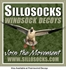 Picture of **NEW** Lesser Canada Goose Silhouette Decoys 1dz by Sillosock Decoys